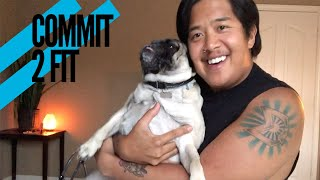 COMMIT 2 FIT   A Fitness Journey Series - EPISODE FIVE