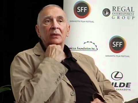 Sarasota Film Festival - In Conversation with Frank Langella