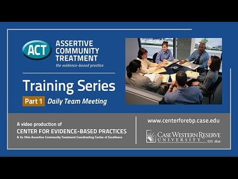 ACT Video Training Series, Part 1: Daily Team Meeting