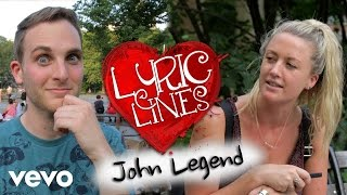 Vevo - Vevo Lyric Lines: Ep. 28 – John Legend