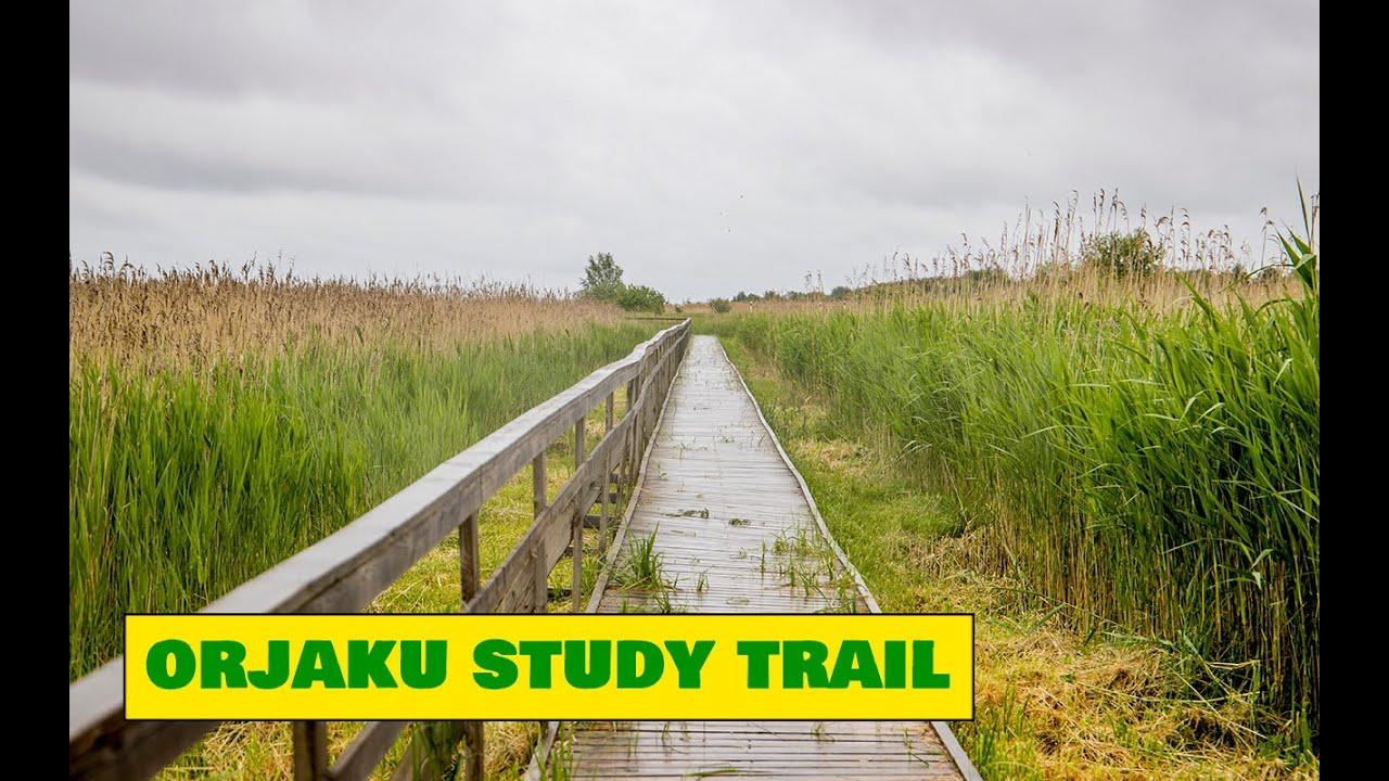 Orjaku Study Trail / Orjaku õpperada - Estonian Nature