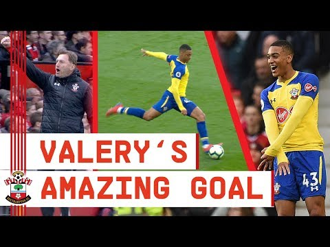 WHAT A GOAL | Yan Valery scores a stunner at Manchester United