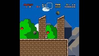 SMW: Again in Dinosaur Land -  by Rainbow man