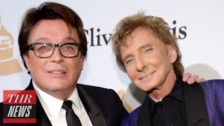 Barry Manilow Breaks Silence on Sexuality, 40-Year Relationship With Manager Garry Kief | THR News