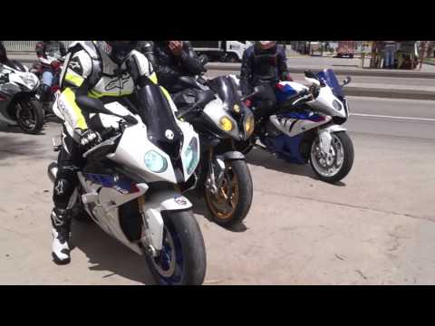 Superbikes Colombia #3: S1000RR, GSXR, Brutale RR - Aceleracion, fly by's & más...