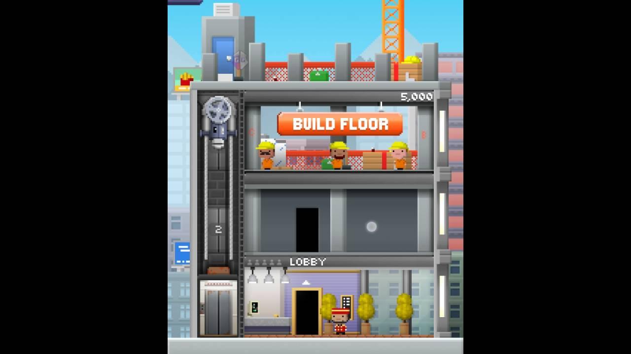 tiny tower mod apk 2018