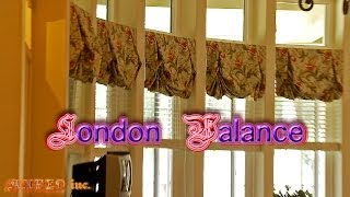 Beautiful London Valances And Shades