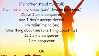 Empire Cast - Conqueror feat. Estelle/Jussie Smollett Lyrics