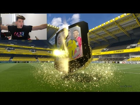 Thumbnail: What happens if you spend £80 on packs? (FT INSANE PULL Fifa 17 Pack Opening)