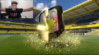 What happens if you spend £80 on packs? (FT INSANE PULL Fifa 17 Pack Opening)