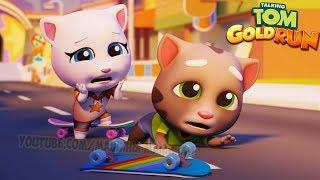 Том за золотом #167 Детский игровой мультик для детей! Миссия дня Мульт Tom and Angela kids games