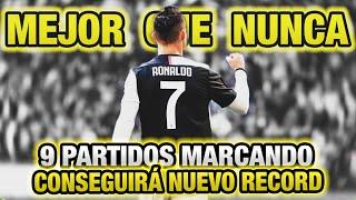 Cristiano Ronaldo otro DOBLETE Juventus vs Fiorentina 3 0 CR7 MEJOR QUE NUNCA