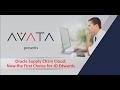 Oracle Supply Chain Cloud:  Now the First Choice for JD Edwards