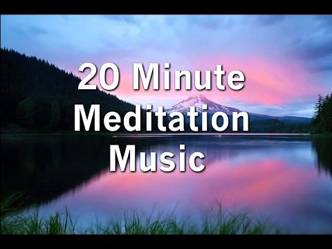 20 Minute Meditation Music - with Earth Resonance Frequency for Deeper Relaxation
