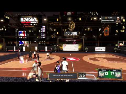 2k17 STAGE GIVE ME MY VC LOL