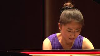 Asagi Nakata | semi-final 1 | Liszt Competition 2017