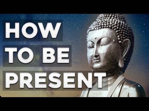 How to Be Present  The Power of Now