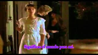 Amor sin fin (Endless Love) traducido español.