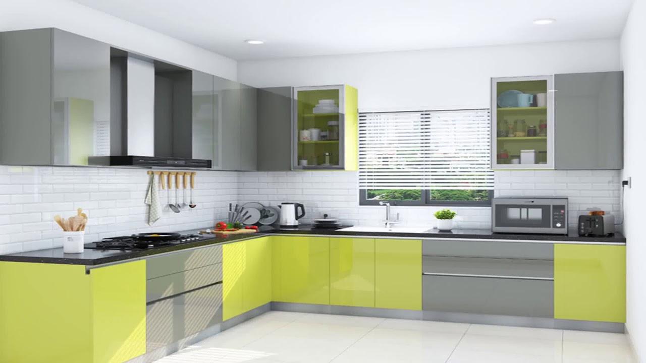 2020 Trends Modular Kitchen And Kitchen Design Kitchen Remodel Ideas