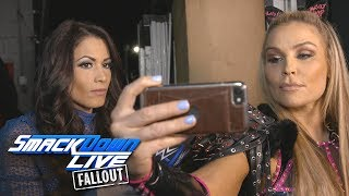 Natalya reacts to being left off the Top 10 Superstars List: SmackDown LIVE Fallout, Feb. 6, 2018