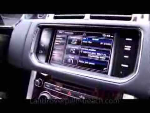 2014 range rover 10 disc virtual cd changer operation youtube. Black Bedroom Furniture Sets. Home Design Ideas
