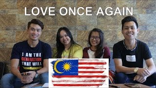 LOVE SONG FOR MALAYSIA
