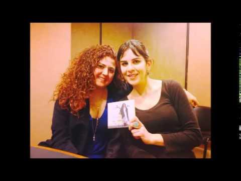 "Yvonne El Hachem- Interview Voice of Lebanon-ٳﯿﭭﻭﻦ الهاشم- ""ع غير موجة""- صوت لبنان"