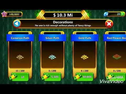 I wish 45 million in money tree city///KH TUBE
