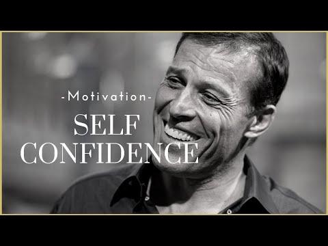 Self Confidence - Motivational Video 2019 (Tony Robbins)