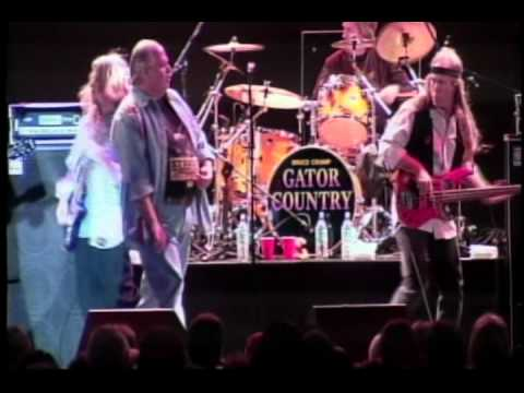 GATOR COUNTRY (FORMER MEMBERS OF MOLLY hATCHET)-BOUNTY HUNTER-THROUGH THE YEARS