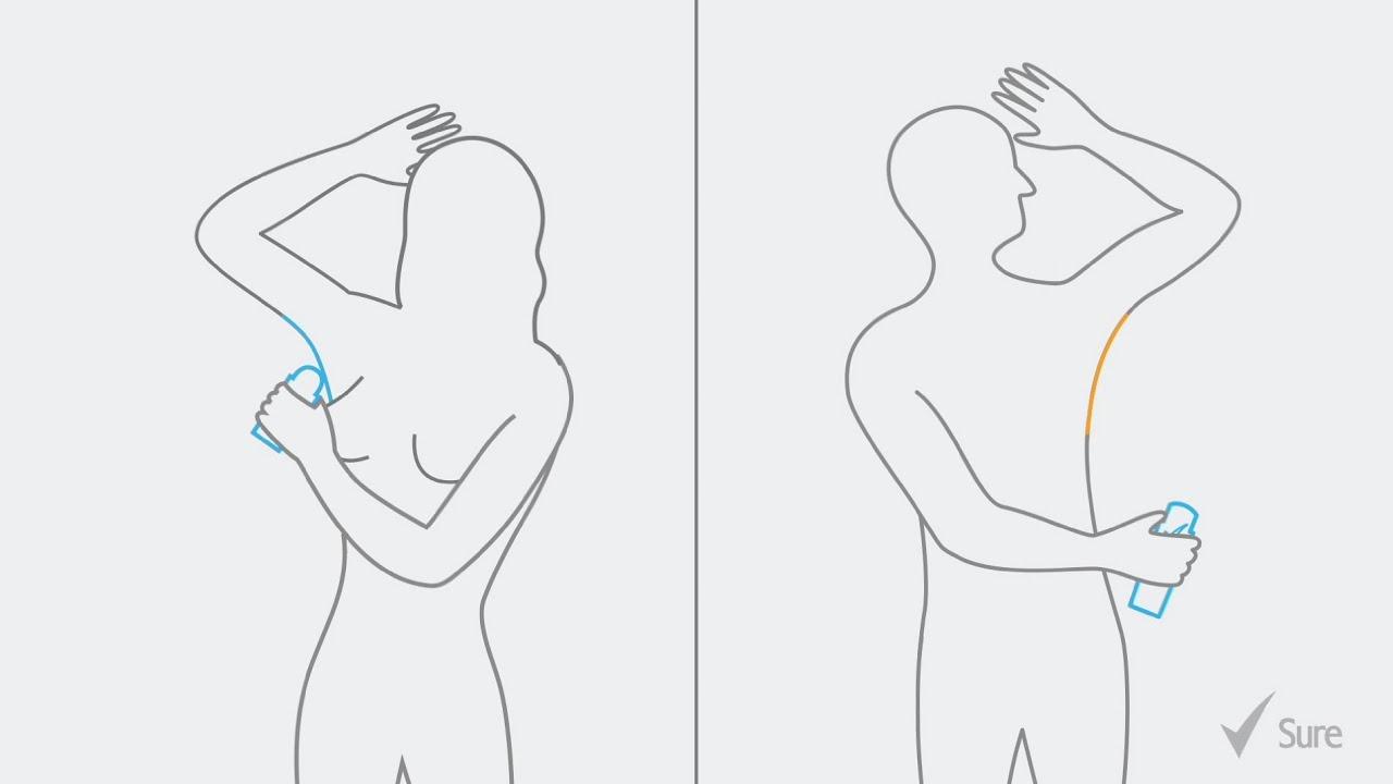 Sure – Sweat Basics – How To Stop Sweat
