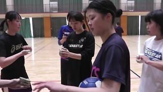 早稲田大学女子ハンドボール部 春 モチベーションビデオ 2020