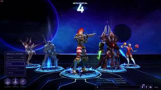 Heroes Of The Storm - Nova (Murky egg run) gameplay