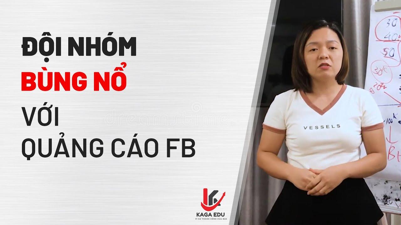 Đội Nhóm Bùng Nổ Với Quảng Cáo Facebook | Facebook Ads Master | Hoàng Minh Quý