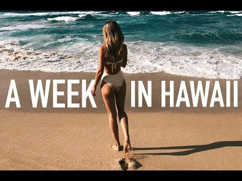 Girls Trip To Oahu! |MEL WEEKLY #50