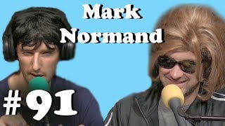 Jeremiah Wonders... #91 - Mark Normand (Tuesdays with Stories)
