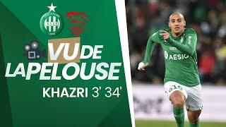 VIDEO: ASSE 2-1 Nîmes : les buts vus de la pelouse