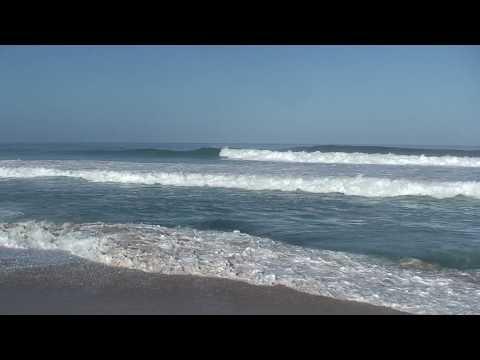 TSUNAMI HD .. POLIHALE BEACH - KAUAI HAWAII