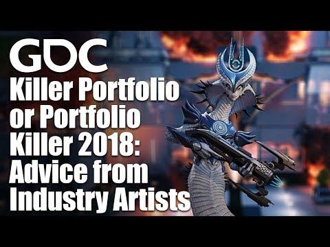 Killer Portfolio or Portfolio Killer 2018: Advice from Industry Artists
