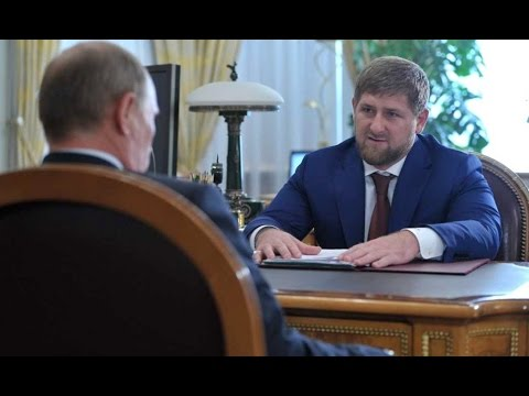 Gay Concentration Camps in Chechnya?