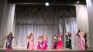 Восточные танцы обучение для начинающих