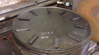 затирочный диск ЗТ 1175  - цена 4720 рублей с НДС