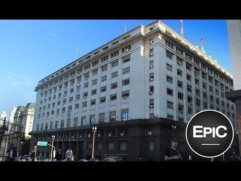 Ministerio de Economía (Hacienda & Finanzas) - Buenos Aires, Argentina (HD)