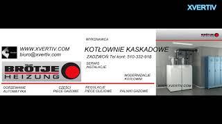 Brötje Kotłownie Kaskadowe - Serwis /Przeglądy /Obsługa