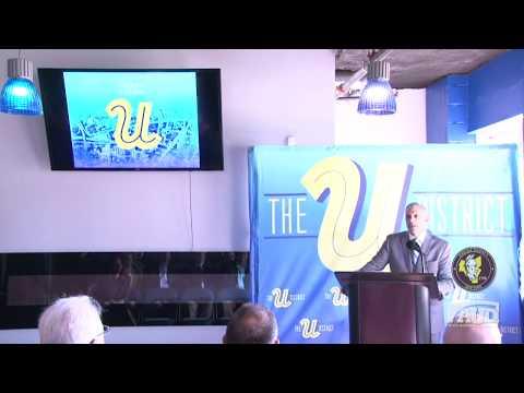 The Utica Arts, Sports & Entertainment District Press Conference