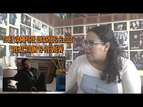 """The Vampire Diaries 6x03 REACTION & REVIEW """"Welcome to Paradise"""" S06E03 