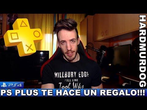 ¡¡¡PS PLUS TE HACE UN REGALO!!! - Hardmurdog - Noticias - Ps4 - Español