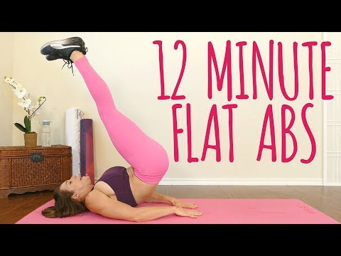 12-minute-flat-abs-at-home!-burn-that-belly-fat-with-dani!-beginners-ab-workout,-no-equipment