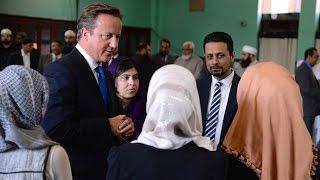 David Cameron Tells Muslim Women to Learn English or Leave UK