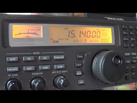 Radio Sultanate of Oman 15140 Khz Arabic